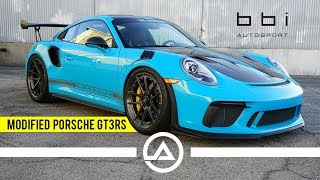 2019 Porsche GT3RS | Modified by BBI Autosport