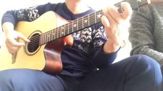 CHUYỆN MƯA (TRUNG QUÂN)- GUITAR ACOUSTIC COVER - ĐỆM HÁT