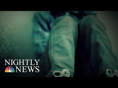 The Emotional Health Challenges Many American Military Children Face | NBC Nightly News