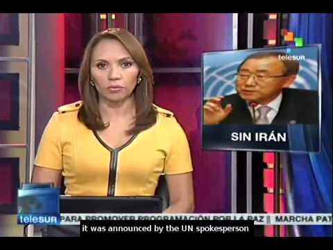 UN withdraws Iran's invitation for Syria peace talks