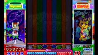 Popn music 19 : FUNKY KOTA EX (39  x3.5)