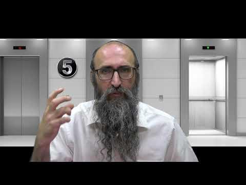 Le 5eme ETAGE, Episode 4 - Yom Kippour, le cinquieme Juif ! - Rav Itshak Peretz
