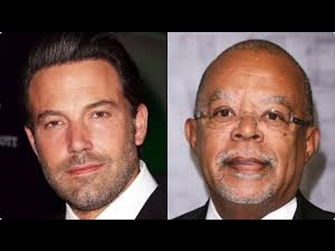 Download Henry Louis Gates' show suspended over Ben Affleck, slavery controversy