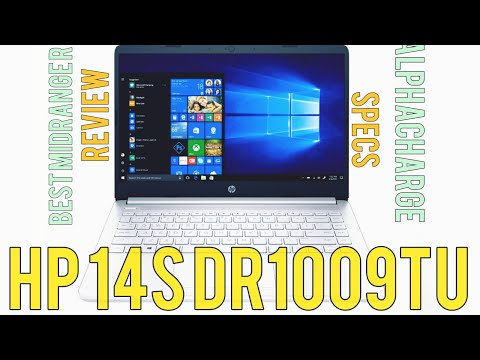Review of HP 14s dr1009tu || Best MidRange  Laptop...