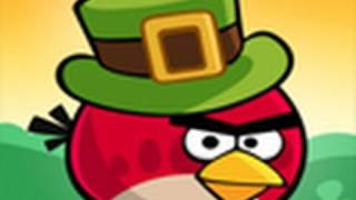 Angry Birds Seasons 1.3! New St. Patrick
