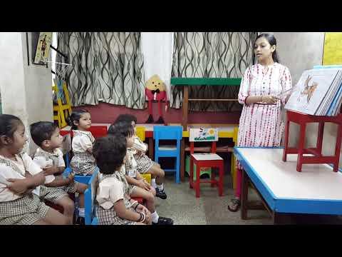 Online preschool teacher's training courses
