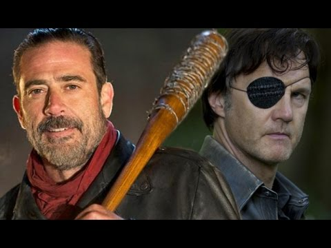 "Negan Vs. The Governor...Who Would Win? -Walking Dead ""What If""-"