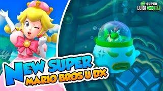 ¡Bowsy al ataque! | 07 | New Super Mario Bros. U Deluxe (New Super Luigi U)