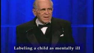 CCHR Co-Founder Dr. Thomas Szasz, Professor of Psychiatry Emeritus