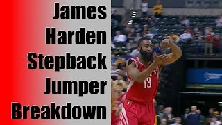 James Harden Step Back Jumper: Top 10 Best Highlights Mix - How To NBA Basketball Moves