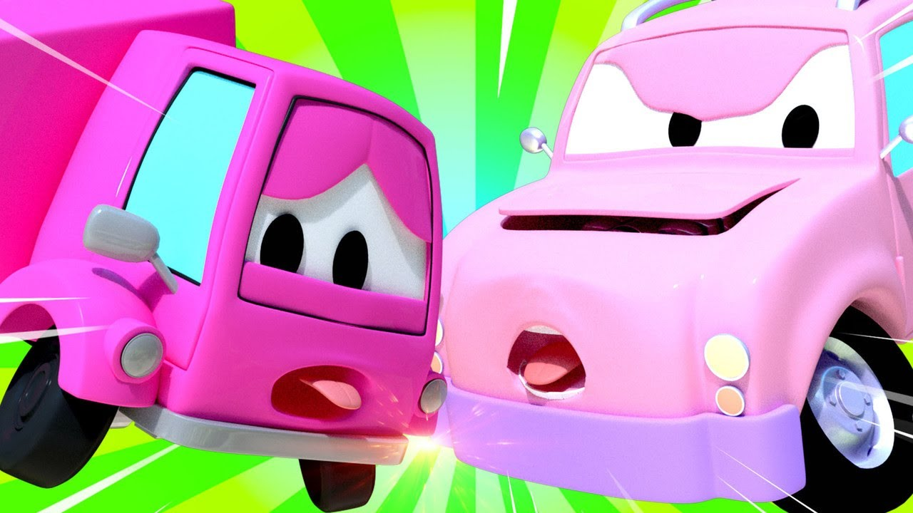 Tom O Caminhao De Reboque Suzy O Carro Rosa 2 Cidade Do
