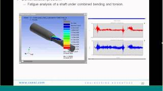 Intro to ANSYS nCode DesignLife - CAE Associates