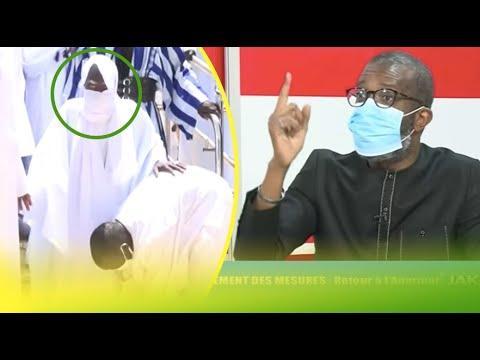 """Bouba Ndour: """"Serigne Mountakha nimou déf tay djitou diokhé un exemple gnou..."""""""