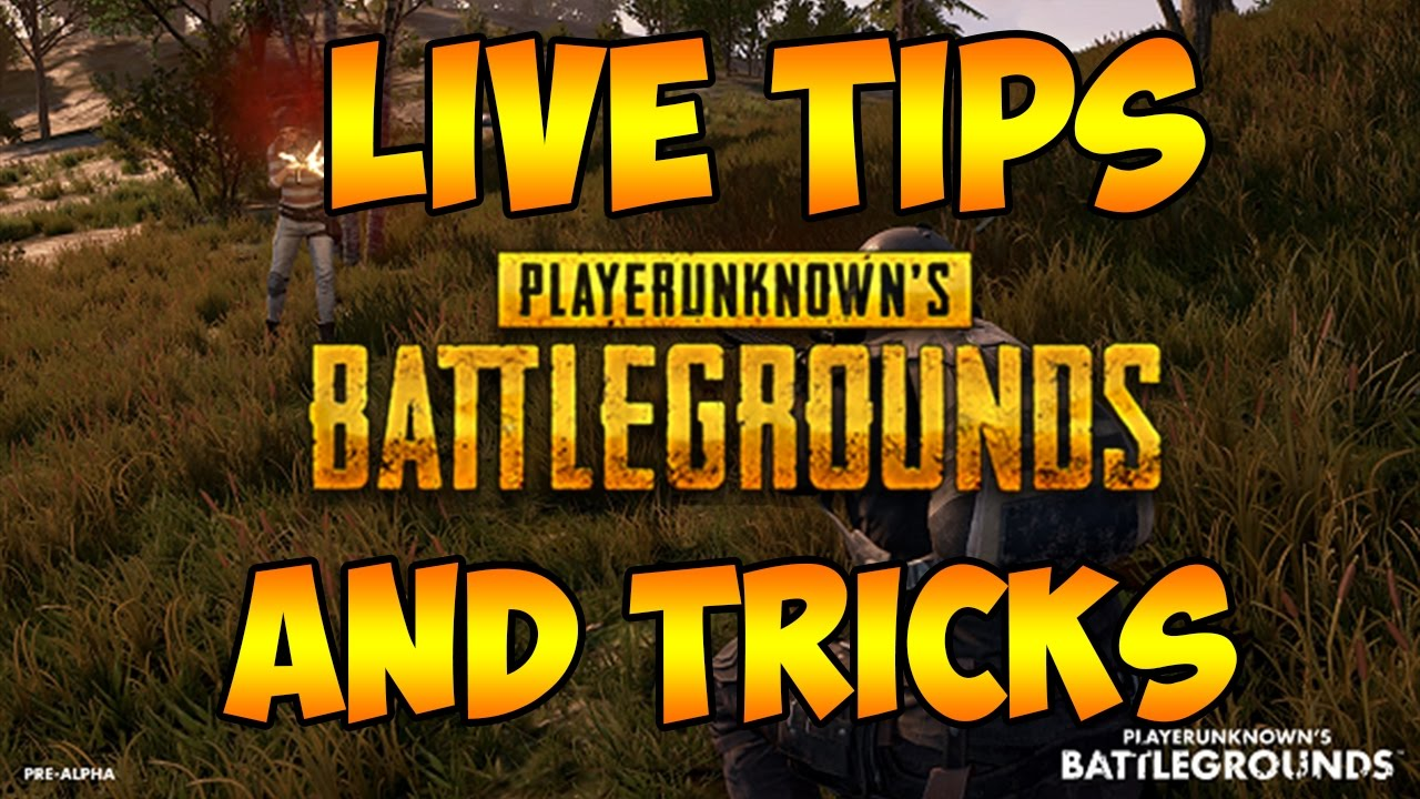 Playerunknown S Battlegrounds Maps Loot Maps Pictures: LIVE TIPS & TRICKS / PLAYING WITH SUBS PLAYERUNKNOWNS