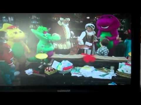 barneys night before christmas vhs and dvd trailer - The Night Before Christmas Trailer
