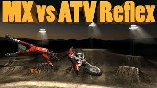 MX vs ATV REFLEX Part 1 Let