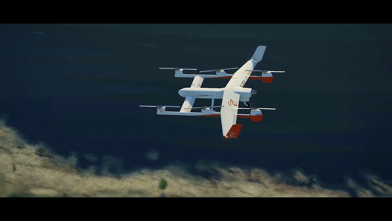 Elroy Air Successfully Completes First Test Flight of Large