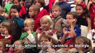Repeat youtube video KODA in Kindergarten Holiday Concert