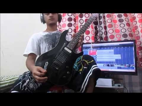 Destroy and dominate Guitar Cover by Tintin