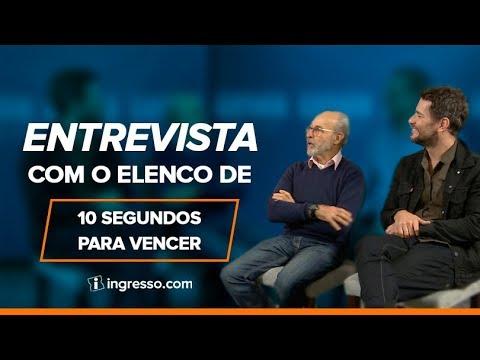 Play 10 Segundos Para Vencer | Entrevista Exclusiva | Ingresso.com
