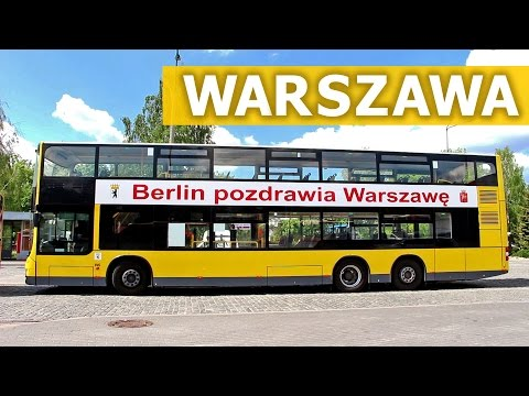 Berlin pozdrawia Warszawę! / Berlin greets Warsaw!