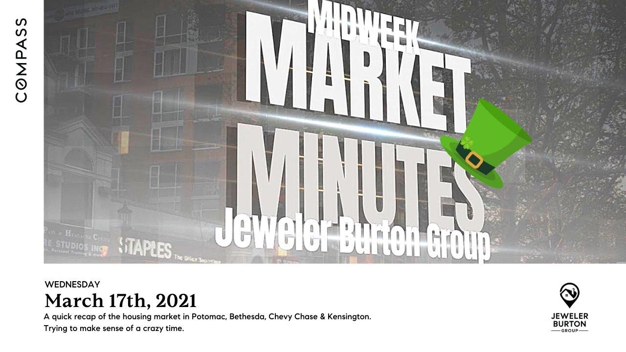 Market Minutes 03-17-2021