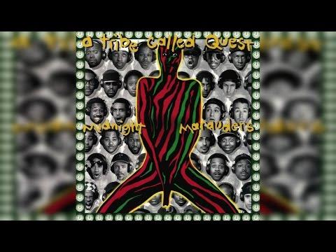 A Tribe Called Quest | Midnight Marauders (FULL ALBUM) [HQ]