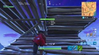 Fortnite Glitch - Phase through floors -