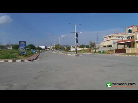 10 MARLA RESIDENTIAL PLOT IS AVAILABLE FOR SALE IN BLOCK C B-17 MULTI GARDENS MPCHS ISLAMABAD