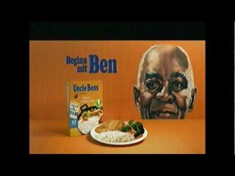 Uncle Ben's - Beginn mit Ben Werbung