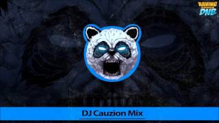 DJ Cauzion - October Neurofunk 4-Deck DNB Mix