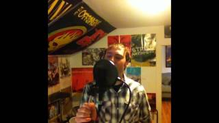 Lucas Ryan - Kiss The Bottle (Foo Fighters/Jawbreaker Vocal Cover)