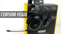 Corsair HS60 - 7.1 Gaming Headset für 80 Euro
