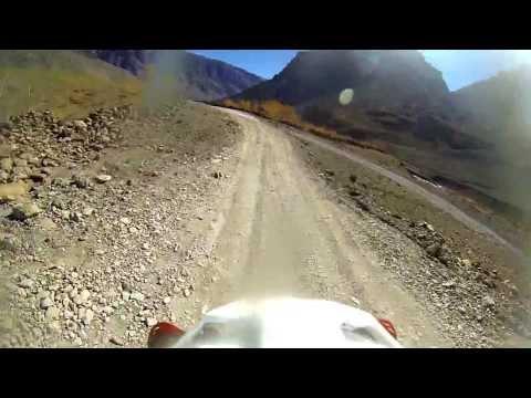 Transport Stage - Losar - Kaza (Raid de Himalaya 2013)