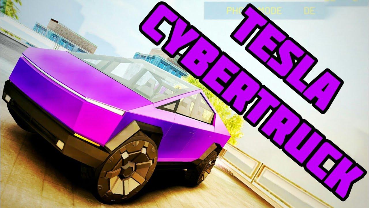 Download TESLA CYBERTRUCK ile TURA ÇIKTIK - EXTREME CAR DRIVING SIMULATOR