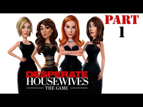 Who Murdered James Cunningham? | Desperate Housewives: The Game Walkthrough Part 1