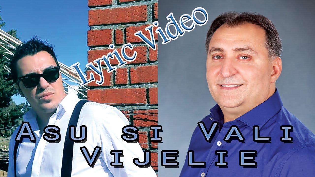 ASU si VALI VIJELIE - I love you (LYRIC VIDEO - HIT 2014)
