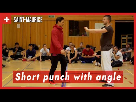 Short Punch With Angle - DK Yoo