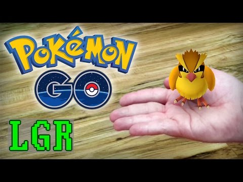 LGR - Pokemon Go Review: Awful or Awesome?