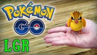 LGR - Pokemon Go Review: Awful or Awesome? (Video Game Video Review)