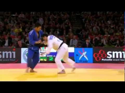 Judo Vine Jun Ho Cho