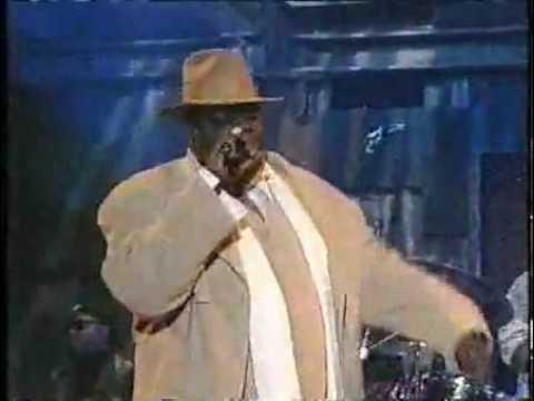 The Notorious B I G - Big Poppa - Live
