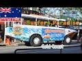 🇦🇺 Naik kendaraan Amfibi AQUADUCK !! Explore Surfers Paradise, Gold Coast by land and water!