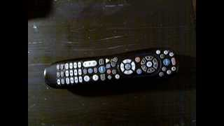 How to Program Cox Remote (2014) to a TV Set