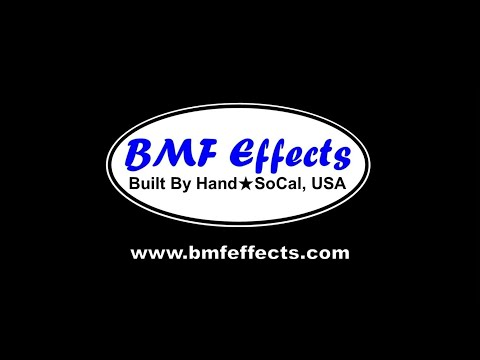 BMF Effects Marc F'N Ford Overdrive/Boost
