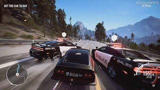 Need for Speed Payback - La Catrina's Nissan Fairlady 240ZG - Abandoned Car Location and Gameplay