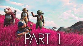 No Man's Sky NEXT Gameplay Walkthrough Part 1 - MY SHIP (Xbox One)