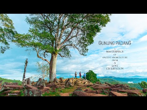 Gunung Padang :: A Masterpiece of Ancient Architecture From A Lost Civilization
