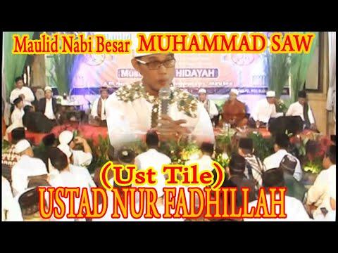 Ustad Tile.. Ibu2 Tertawa Sampai NANGIS...Maulid Nabi Besar MUHAMMAD SAW