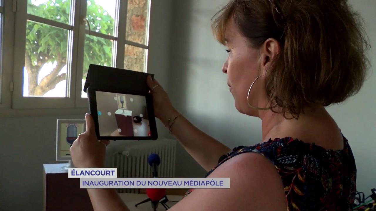 Yvelines | Elancourt : Inauguration du nouveau médiapôle